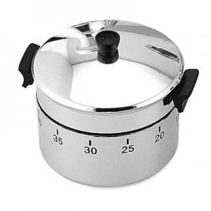 60 Minute Kitchen Pot Shaped Timer