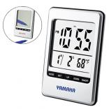 Travel Alarm Clock And Mirror with Countdown