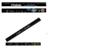 Chalkboard Ruler