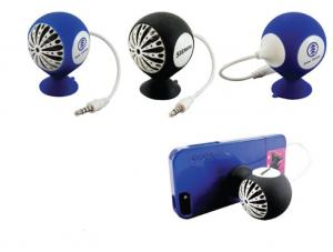Portable Silicone Cellphone Speaker and Holder