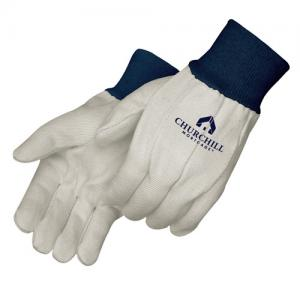 Cotton Canvas Work Gloves
