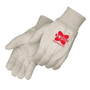 Canvas/Knit Work Gloves