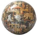 Oil Field Camo Stress Ball