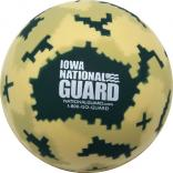 Digital Camo Stress Reliever Ball