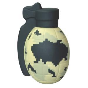Digital Camo Hand Grenade Stress Reliever
