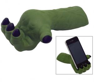 Monster Hand Phone Holder and Stress Reliever