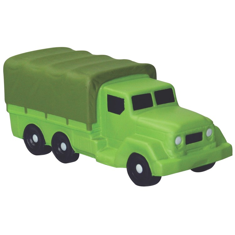 Military Transport Truck Stress Reliever