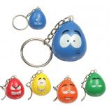 Mini Mood Stress Reliever Keychains