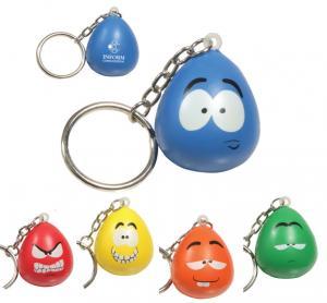 Mini Mood Stress Reliever Keychains