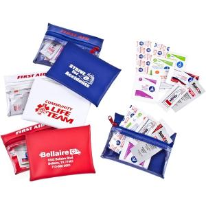 Travel Care First Aid Kit Pouch