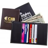 6 Pocket Credit Card Wallet
