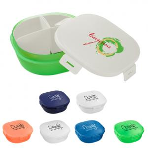 Lunch-In Removable Compartment Container