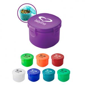 Snack-In Lunch Container