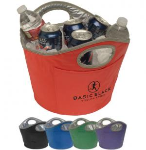 Ice Bucket Party Cooler Tote