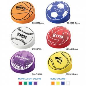 Sports Pro Keep-It Round Clip