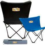 Folding Lounge Chair with Carrying Bag