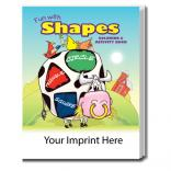 """Fun With Shapes"" Coloring Book"