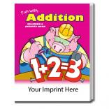 """Fun With Addition"" Coloring Book"