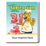 """Fun With Subtraction"" Coloring Book"