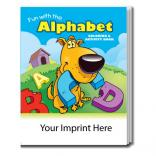"""Fun With The Alphabet"" Coloring Book"