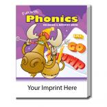 """Fun With Phonics"" Coloring Book"