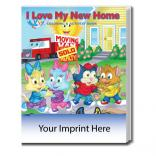 """I Love My New Home"" Coloring Book"