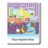 """I Love My Daycare"" Coloring Book"