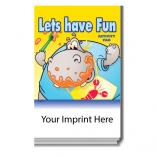 """Let's Have Fun"" Activity Pad"
