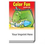 """Color Fun"" Activity Pad"