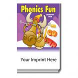 """Phonics Fun"" Activity Pad"