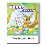 """Happy Easter"" Coloring Book"