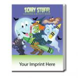 """Scary Stuff"" Coloring Book"