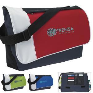 Traveler Messenger Laptop Bag