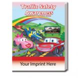 """Traffic Safety Awareness"" Coloring Book"