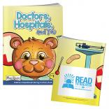 """Doctors, Hospital, and You"" Coloring Book w/ Mask"
