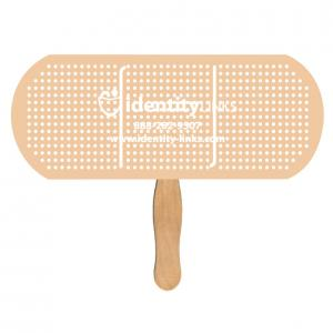 Band Aid/Pill Shaped Hand Fan
