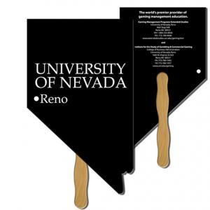 Nevada State Shaped Hand Fan