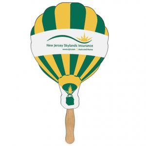 Air Balloon Shaped Sandwich Fan