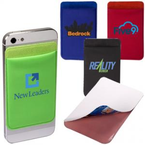 Lycra Cellphone Wallet