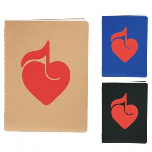 5x7 Recycled Pocket Notebook