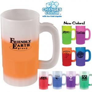 14 oz. Color Changing Beer Stein