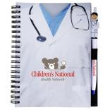 Doctor Notebook and Pen