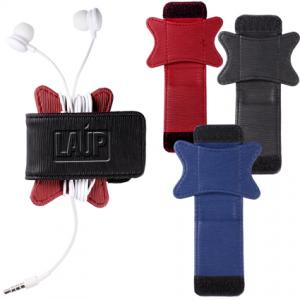 Leather Earbud Caddy