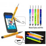 Mini Mood Color Changing Stylus And Pen