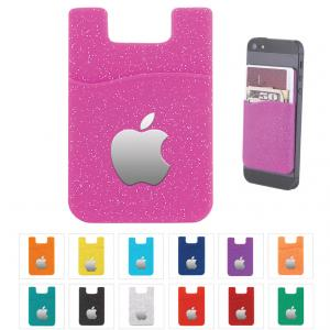 Glitter Cell Phone Wallet Pocket