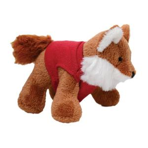 Standing Fox Stuffed Animal