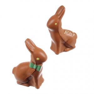 Chocolate Rabbit Stress Reliever