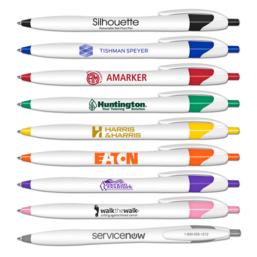 Giggler Retractable Ballpoint Pen