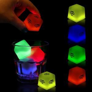Mini Shake & Glow Ice Cube