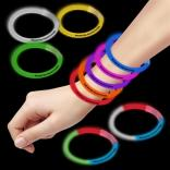 "8"" Glow-In-The-Dark Bracelet"